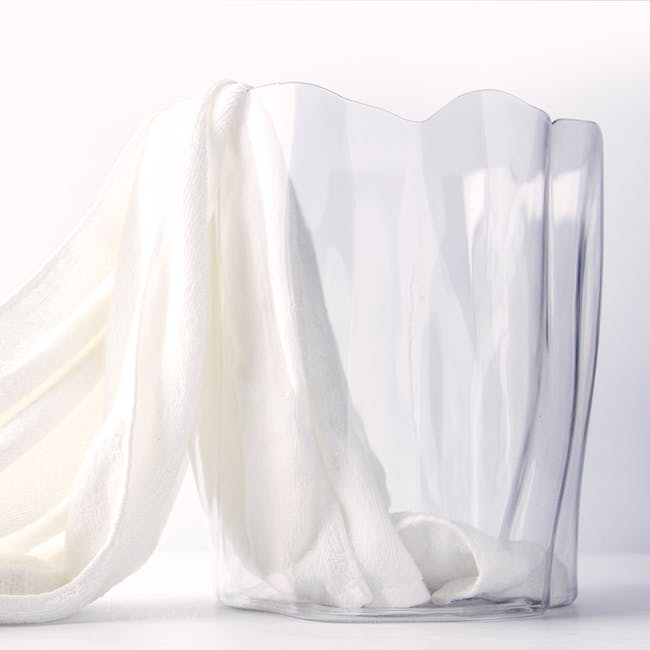 Crystal Flow Bucket - Clear - 4