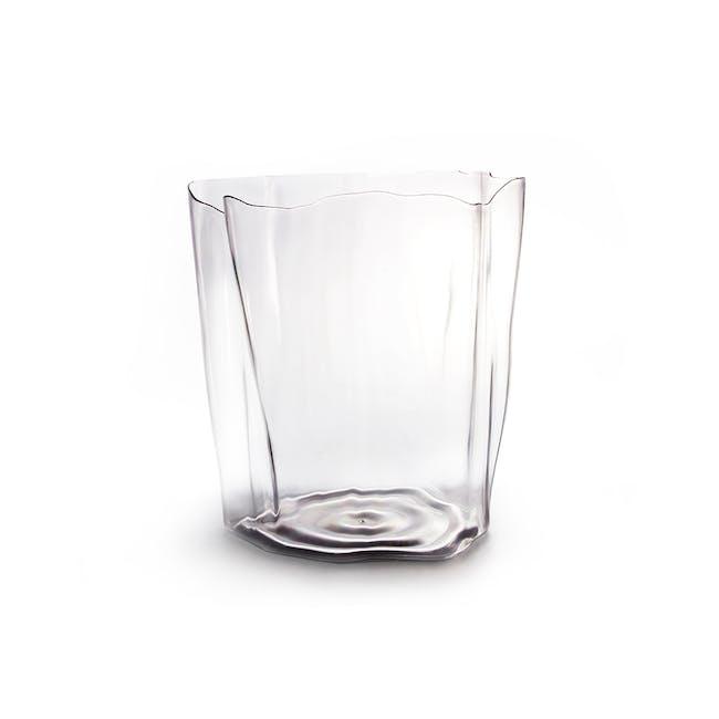 Crystal Flow Bucket - Clear - 0