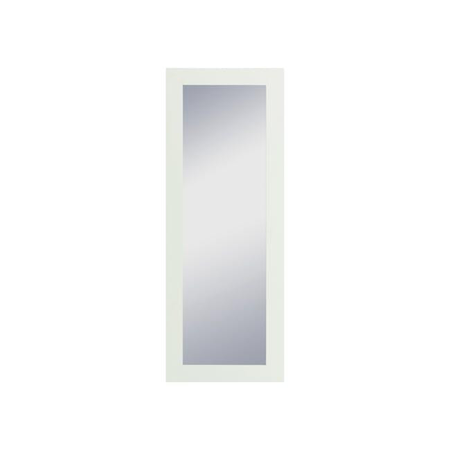 Tancy Full-Length Mirror 45 x 120 cm - White - 0