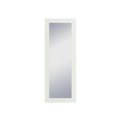 Tancy Full-Length Mirror 45 x 120 cm - White - Image 2