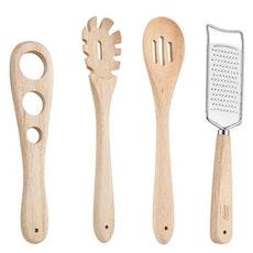 Jamie Oliver Pasta Essentials Kit Set - Cream Tin
