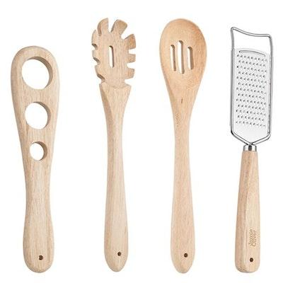 Jamie Oliver Pasta Essentials Kit Set - Cream Tin - Image 2