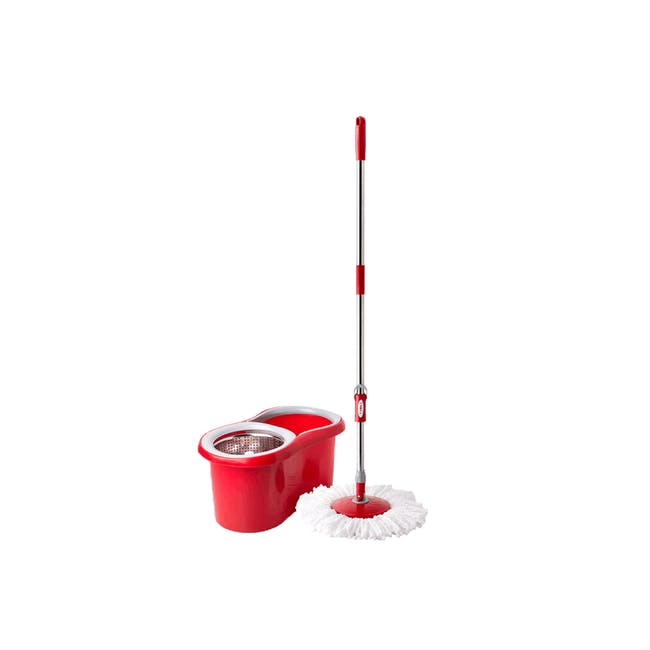 LIAO Tornado Mop - Red - 0