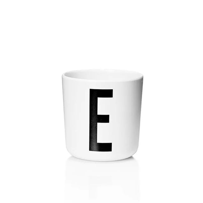Melamine cup A-J - 7