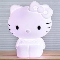Hello Kitty Lamp