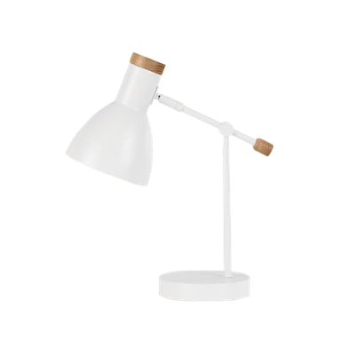 Devin Table Lamp - White - Image 2