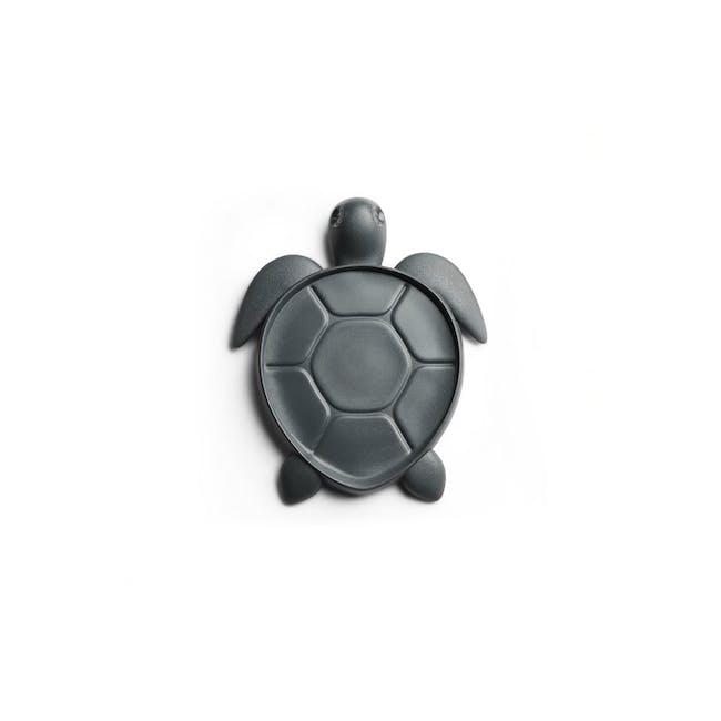 Save Turtle Coaster - Dark Grey - 0