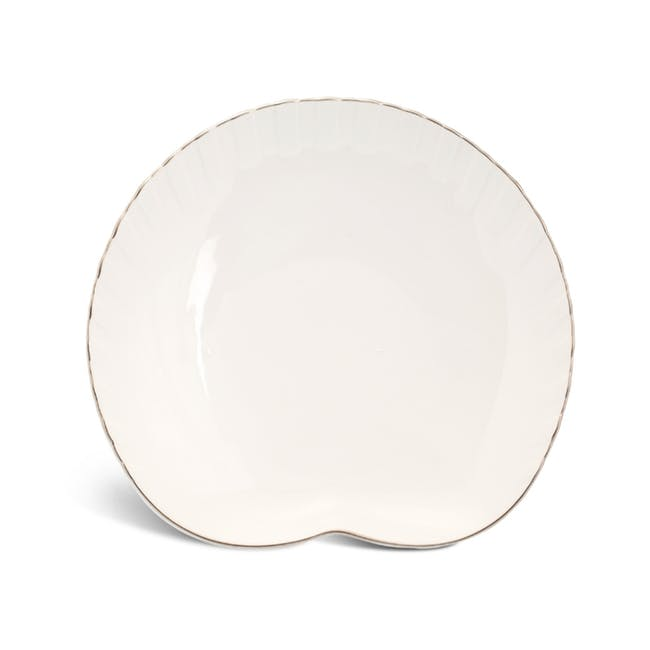 Fish & Clam Dinner Plate (Set of 2) - 0