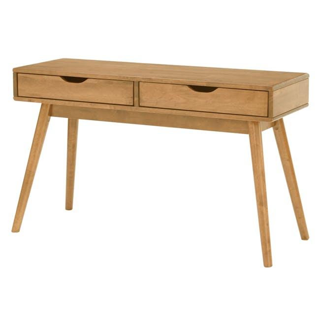 Lamar Console Table 1.2m - Oak - 0