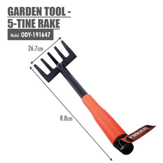 FINDER Garden Trowel - 1
