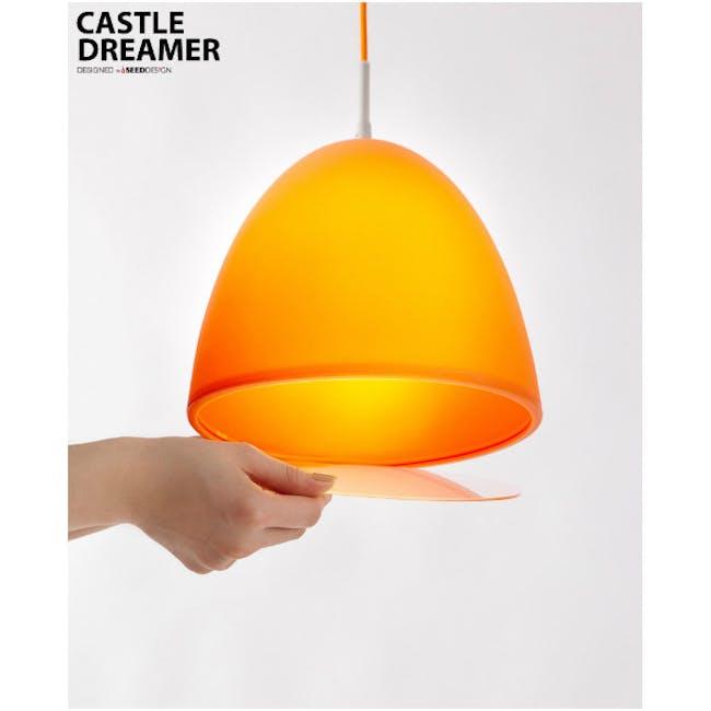 Castle Dreamer - Orange - 1