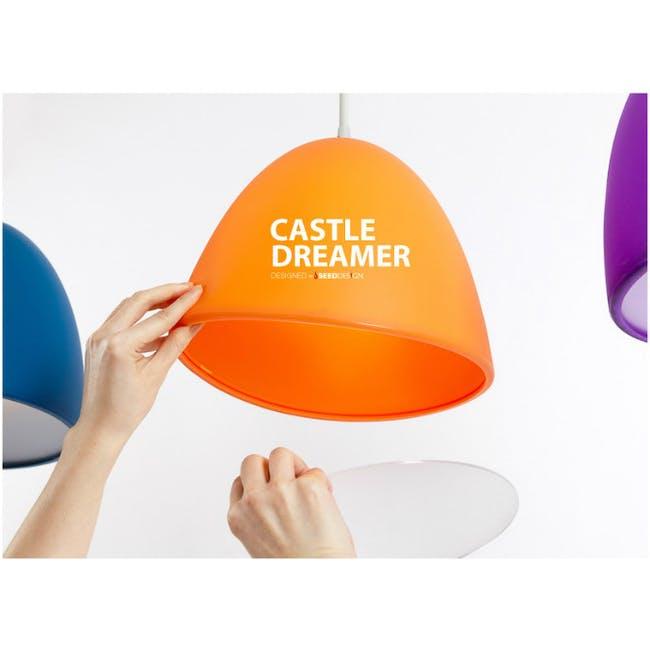 Castle Dreamer - Orange - 3