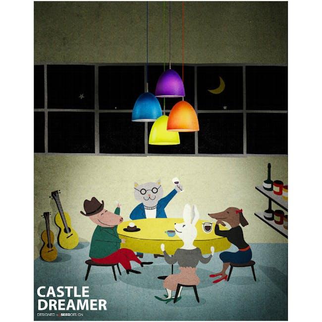 Castle Dreamer - Orange - 7
