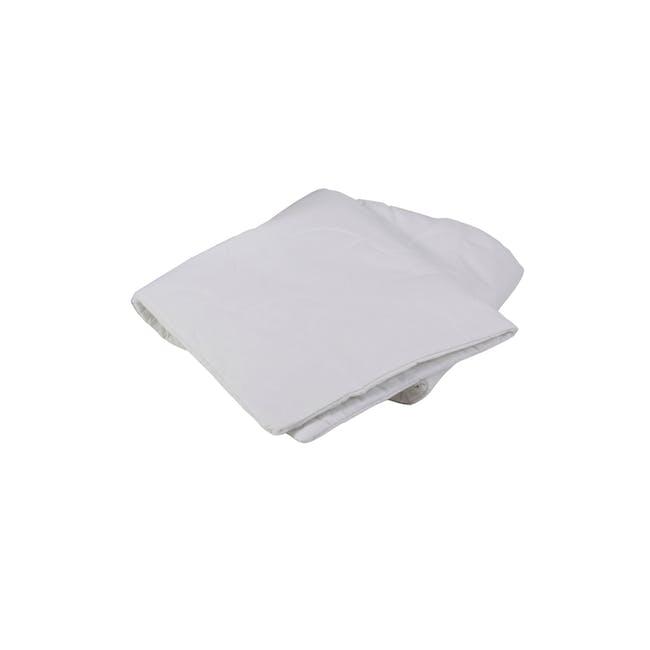 Nature Basics 100% Cotton Pillow Protector - 0