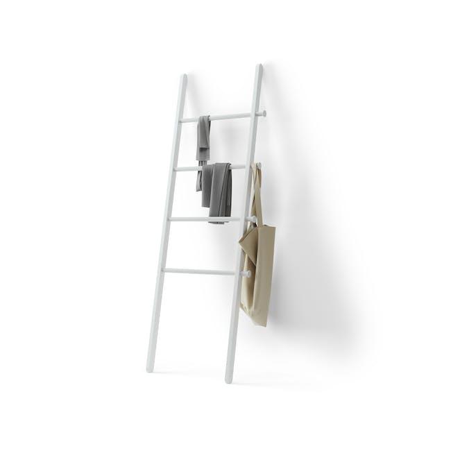 Leana Ladder - White - 1