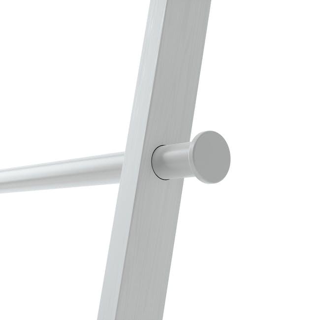 Leana Ladder - White - 6