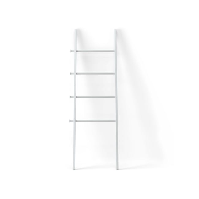 Leana Ladder - White - 0