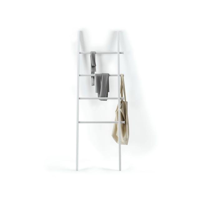Leana Ladder - White - 5