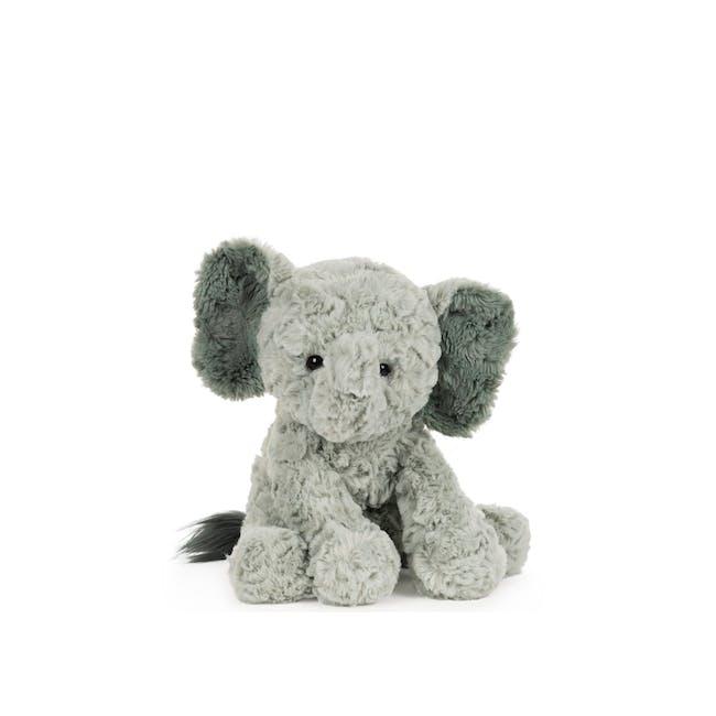 Gund Elephant Cozys Refresh 10 Inches Plush Toy - 0