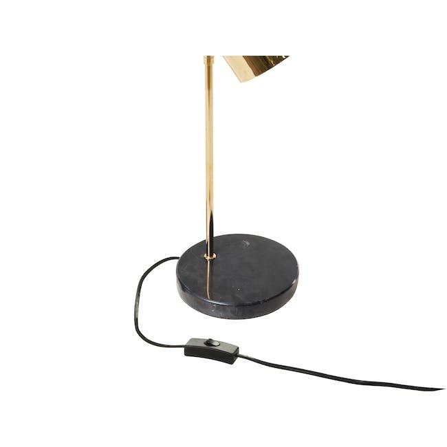 Sofia Table Lamp - Brass - 4