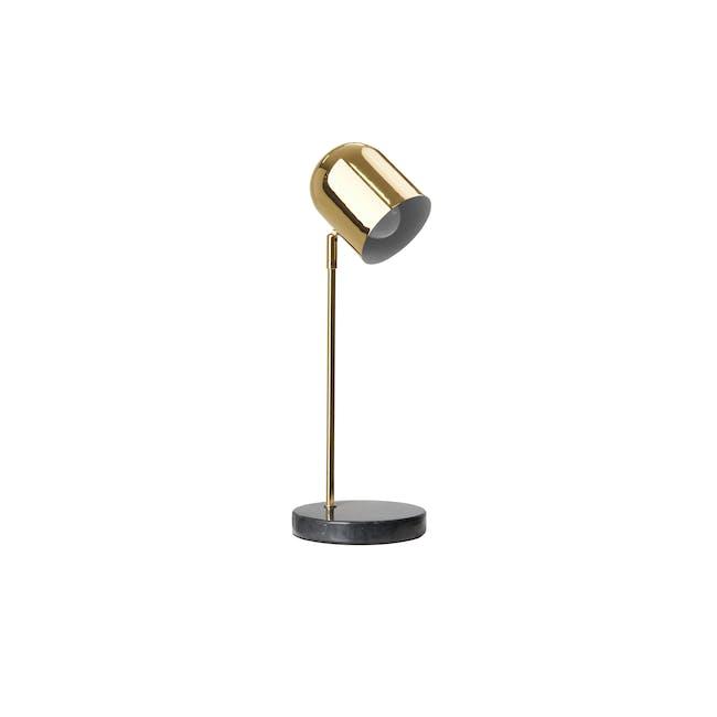 Sofia Table Lamp - Brass - 0