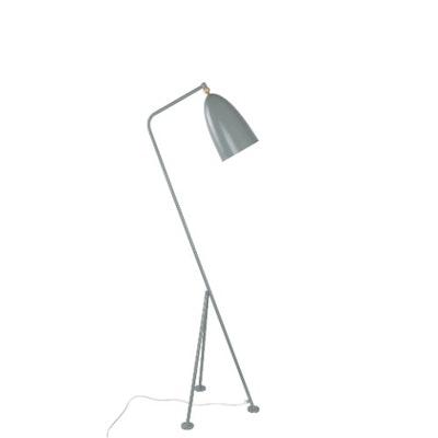 Grasshoppa Floor Lamp with E27 Bulb - Blue Grey - Image 2