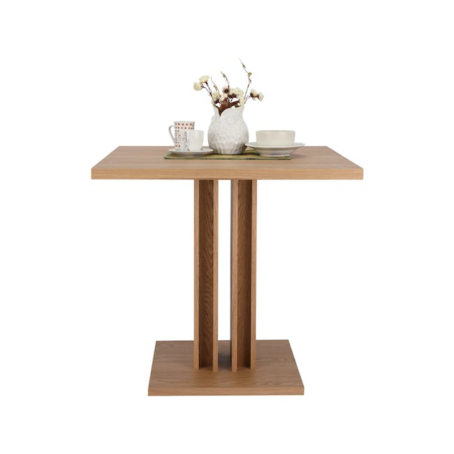Colton Square Dining Table 0.8m - 4