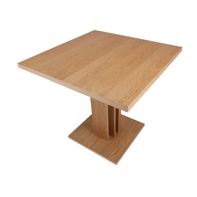 Colton Square Dining Table 0.8m - 1