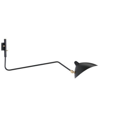 One-Arm Wall Lamp with E14 Bulb