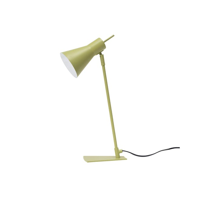 Weevil Table Lamp - Light Green - 1
