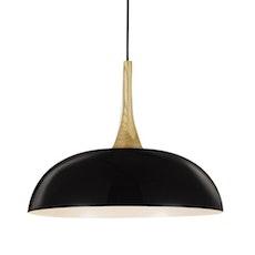 UFO Pendant - Black