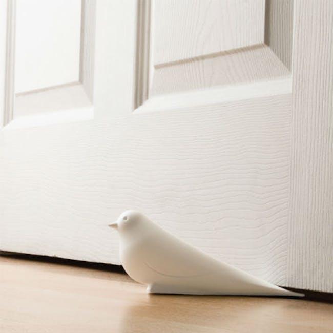 Dove Door Stopper - White - 2