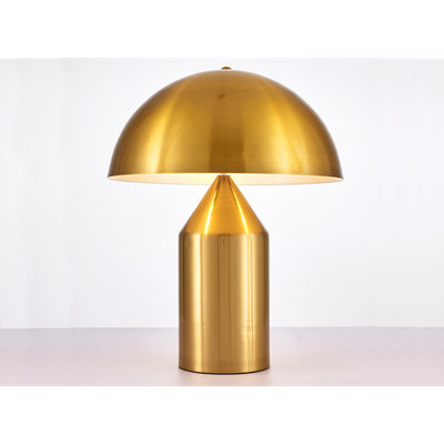 Madison Table Lamp - Brass - Image 2