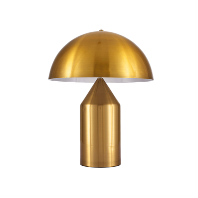 Madison Table Lamp - Brass - Image 1