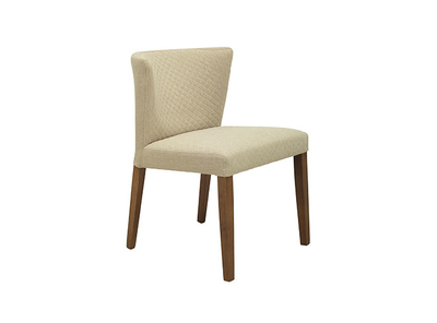 Rhoda Dining Chair - Cocoa, Citrine