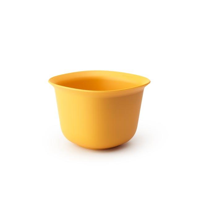 Tasty+ Mixing Bowl 1.5L - Honey Yellow - 0