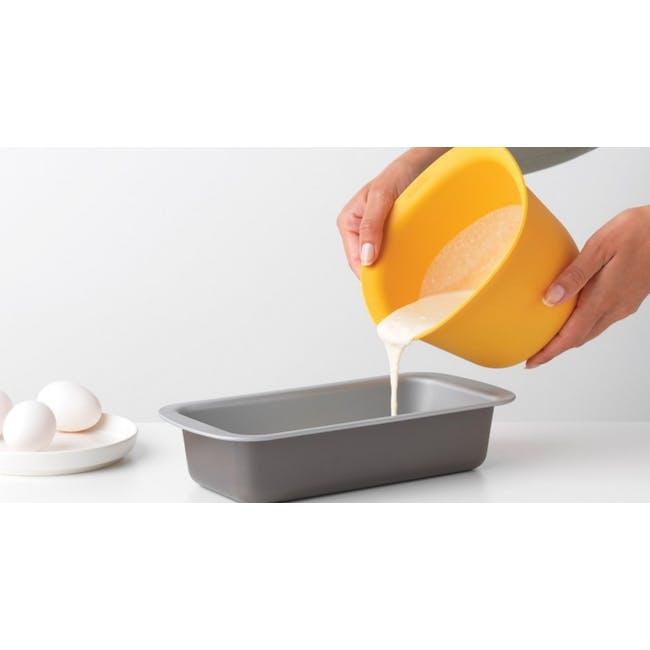 Tasty+ Mixing Bowl 1.5L - Honey Yellow - 2