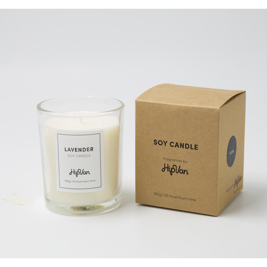 Wellness Fragrances - EVERYDAY Soy Candle - Lavender