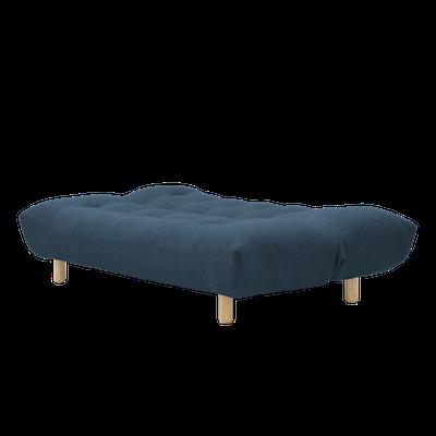 Aaron Sofa Bed - Blue - Image 2