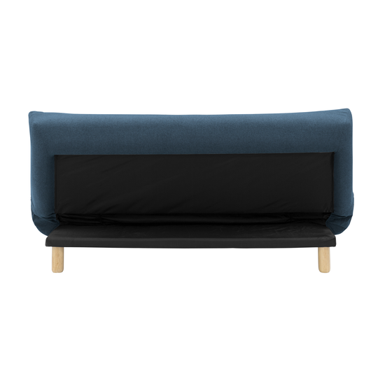 Estelle - Aaron Sofa Bed - Blue
