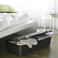 Style Roller Box 42L - Dark Brown