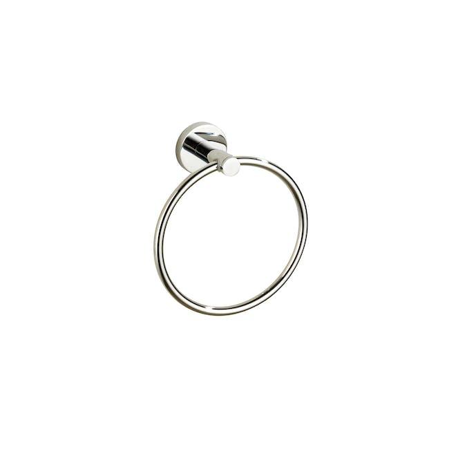JVD Orbis Towel Ring - 0