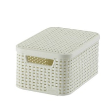Style Box V2 + Lid - Off White