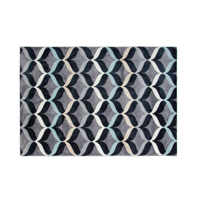 Gina Low Pile Rug 2.9m x 1.9m - Stardust - 0