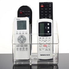 Acrylic Remote Control Holder
