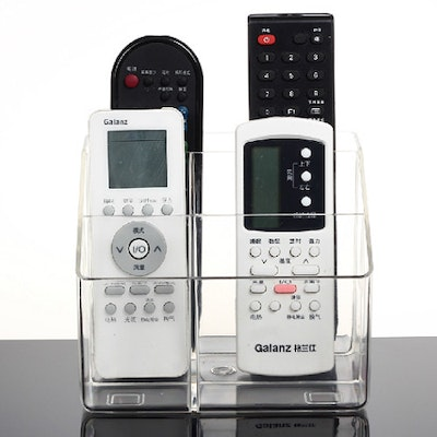 Acrylic Remote Control Holder