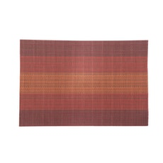 PVC Woven Placemat - Sunset Rose (Set of 4)
