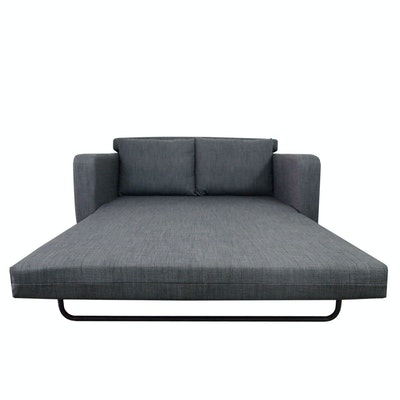 Aikin 2 5 Seater Sofa Bed Grey Image