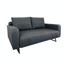 Aikin 2.5 Seater Sofa Bed - Grey