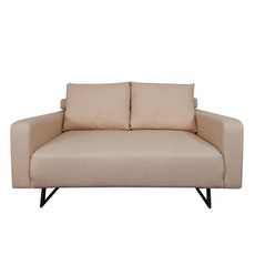 Aikin 2.5 Seater Sofa Bed - Beige